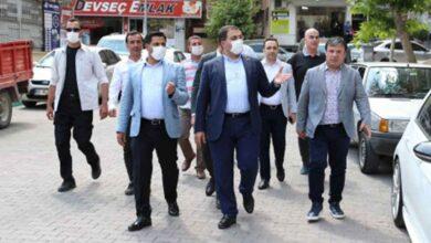 Photo of Başkan Canpolat, Esnafla Bir Araya Geldi