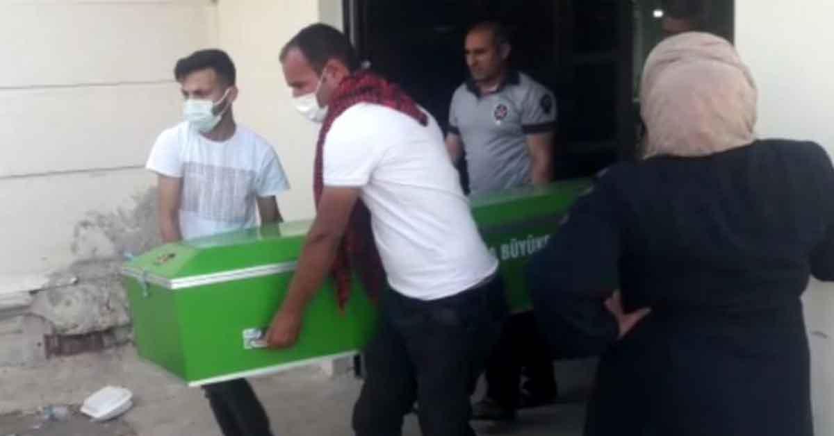 Urfa'da boğulan Suriyelinin cenazesi ülkesine götürüldü