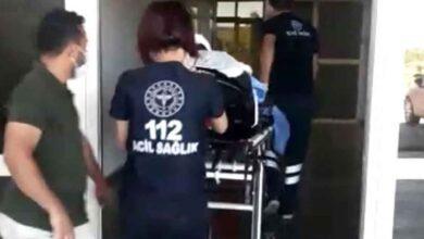 Photo of Ağır yaralı çocuk Şanlıurfa'ya sevk edildi