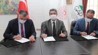 Photo of Eyyübiye'de Sera Kent Projesi'nde Protokol İmzalandı