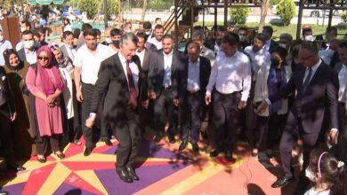 Photo of Eyyübiye'de Üç Proje Törenle Hizmete Açıldı