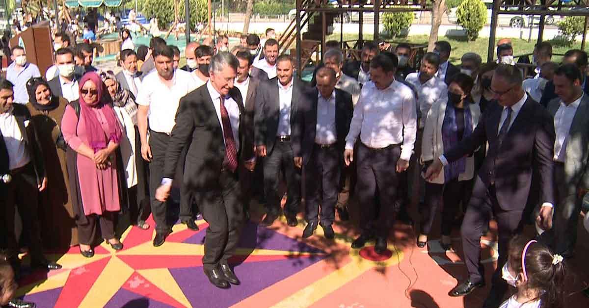 Eyyübiye'de Üç Proje Törenle Hizmete Açıldı