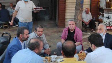 Photo of Fakıbaba Esnafın sorunlarını dinledi