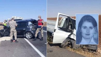 Photo of Şanlıurfa'da Feci kaza: 1 ölü, 7 yaralı (ek)