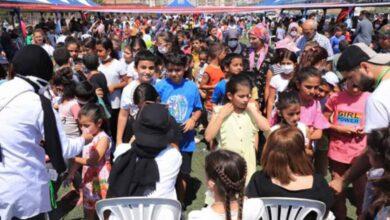 Photo of Halfeti'de Çocuk Şenliği Düzenlendi