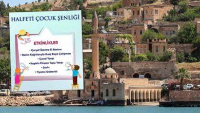 Photo of Halfeti'de çocuk şenliği düzenlenecek