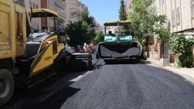 Photo of Haliliye Belediyesi'nden Asfalt Çalışması