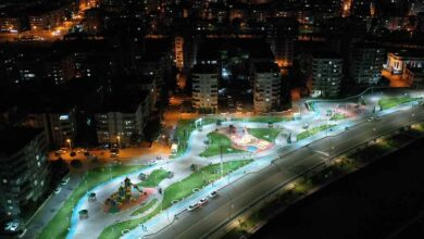 Photo of Güvenli Parklar Projesi ile parklar ışıl ışıl