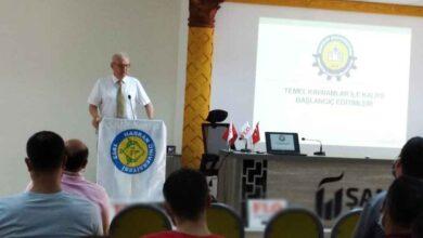 Photo of HRÜ OSB MYO'dan Ayakkabı Sektörüne Eğitim