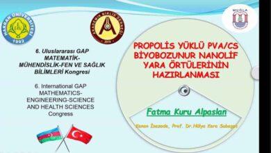 Photo of 7.GAP Zirvesi Kongreleri HRÜ'de gerçekleştirildi