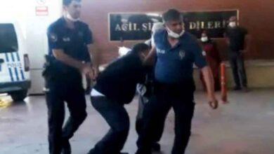 Photo of Urfa'da Ailesine Saldıran Şahıs Gözaltına Alındı