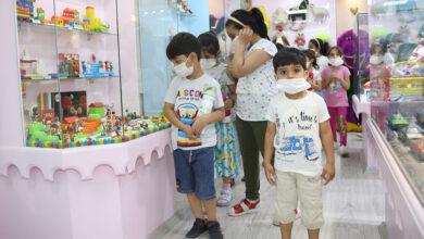 Photo of Oyuncak Müzesi Minik Öğrencileri Ağırladı