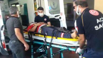 Photo of Urfa'da Motosiklet Kazası! 1 Yaralı