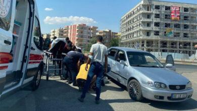 Photo of Urfa'da Araba Motosiklete Çarptı! 2 Yaralı