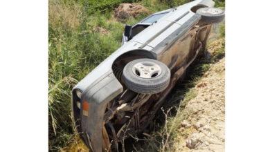 Photo of Urfa'da Araba Şarampole Yuvarlandı