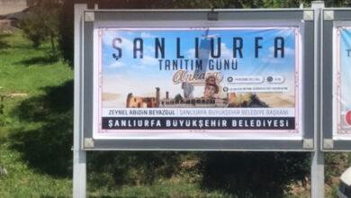 Photo of Şanlı Şehrimiz Şanlıurfa Ankara Sokaklarında