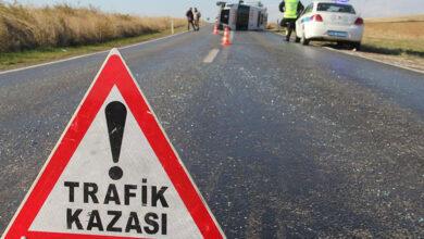 Photo of Şanlıurfa'da Araba Takla Attı! 2 Yaralı