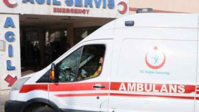 Photo of Şanlıurfa'da anız yakarken canından oldu