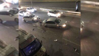 Photo of Şanlıurfa'da kaza trafiği felç etti