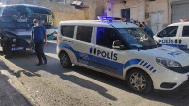 Photo of Şanlıurfa'da bir eve pompalı tüfekle ateş edildi