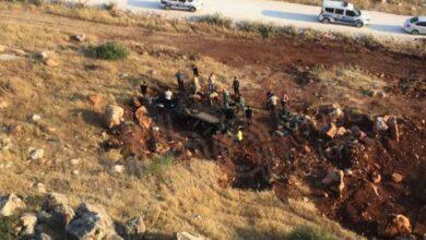 Photo of Son Dakika! Şanlıurfa'da Araba Uçuruma Yuvarlandı