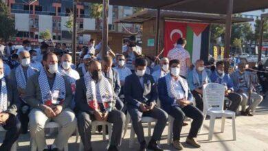 Photo of Urfa'da Kudüs Çadırı'nın kapanış programı düzenlendi