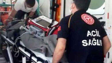 Photo of Şanlıurfa'da otomobil yayaya çarptı