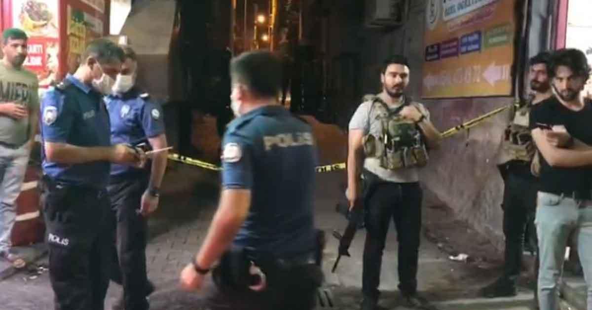 Şanlıurfa'da polislere ateş açıldı! yaralılar var