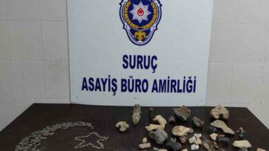 Photo of Şanlıurfa'da Çok sayıda tarihi eser ele geçirildi