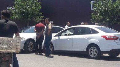 Photo of Şanlıurfa'da maddi hasarlı trafik kazası