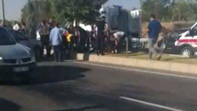 Photo of Şanlıurfa'da Otomobiller Çarpıştı: 2 Yaralı