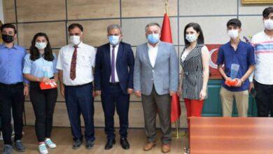 Photo of Urfa'lı öğrencilerin Tübitak başarısı