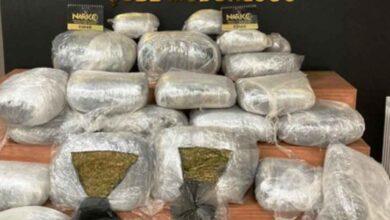 Photo of Urfa'da 125 kilogram uyuşturucu madde ele geçirildi