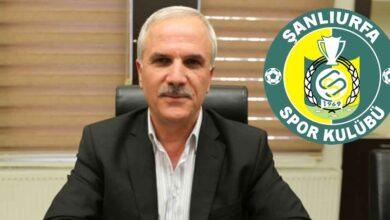 Photo of Urfaspor'da Başkan istifa etti