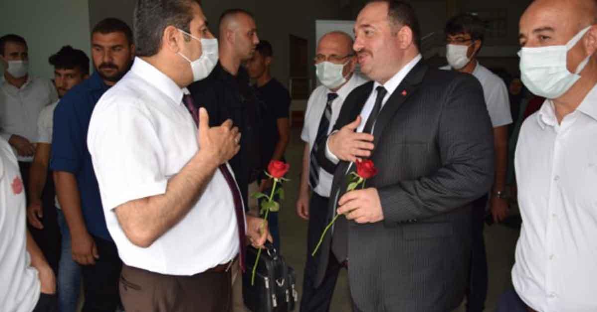 Viranşehir'de 320 kişi iş sahibi olabilecek