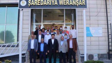 Photo of Yıldız, Viranşehir'de bir dizi ziyaretlerde bulundu