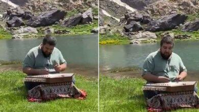 Photo of Anar, Cilo ve sat dağları'nda santur çaldı