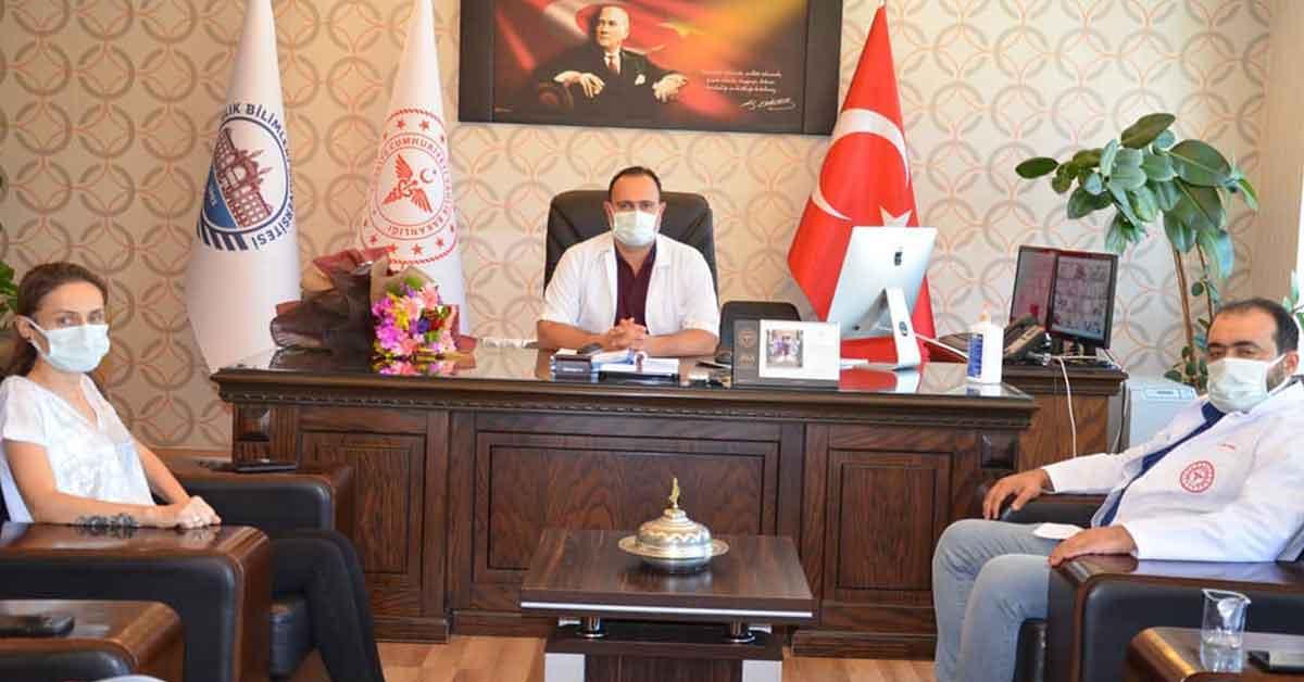 Urfa'da yeni Başhekim belli oldu