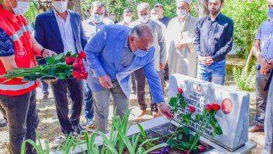 Photo of 15 Temmuz Şehitleri Ceylanpınar'da Unutulmadı