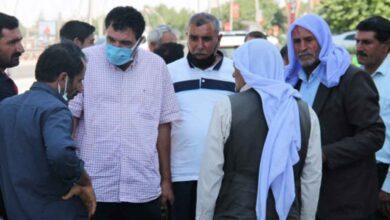 Photo of Urfalı Çiftçilerden Protesto; Ekinlerimiz Kurudu