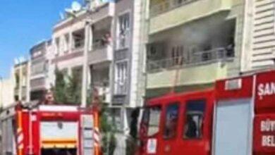 Photo of Haliliye'de Ev yangını
