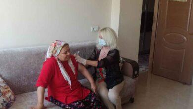 Photo of Şanlıurfa'da Evde Aşı Uygulaması Başladı
