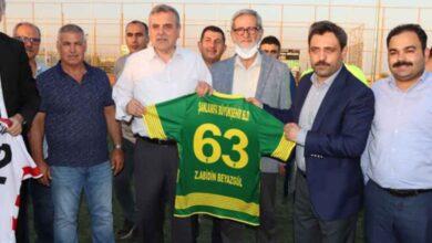 Photo of Göbeklitepe Başkanlık futbol turnuvası başladı