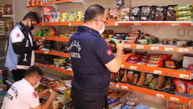 Photo of Haliliye'de marketler denetlendi