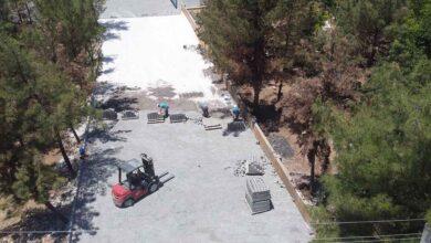 Photo of Haliliye belediyesinden 4 mahallede yol yapım çalışması