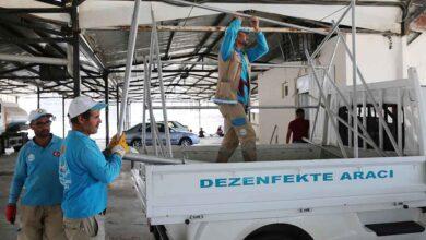Photo of Haliliye'de Kurban Bayramı Hazırlıkları tamamlandı