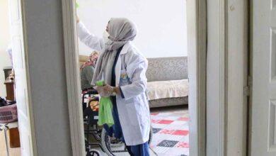 Photo of Haliliye'de evde bakım hizmeti yüzleri güldürüyor