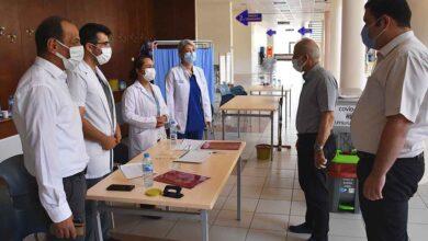 Photo of HRÜ'de Personellere Yönelik Aşı Uygulaması Yapıldı