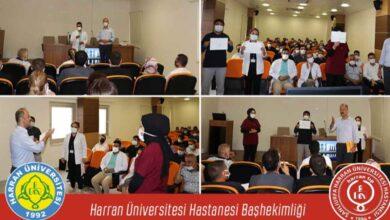Photo of HRÜ, Hastanesi çalışanlarına empati semineri