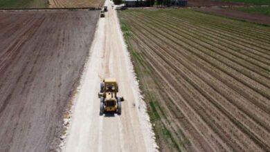 Photo of Harran'da yollar sıcak asfaltla buluşuyor